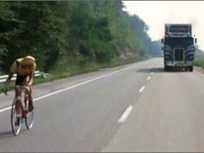 Breaking Away movie scene