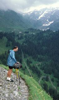 Engsteln trail, Switzerland