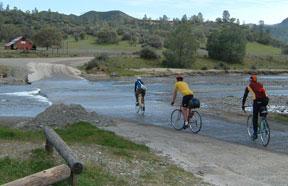 Clear Creek crossing