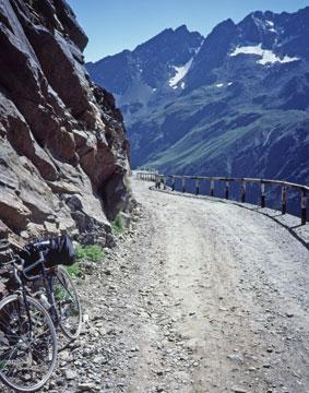 Gavia Pass, Italy