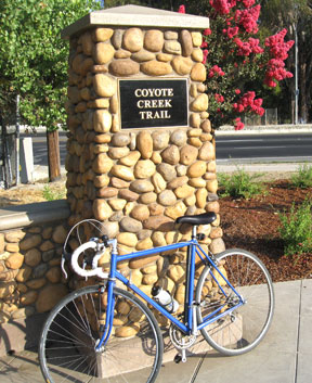 Coyote Creek Trail at Tully Road