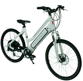 Stromer, an established name in Europe, is entering the U.S. in 2011.