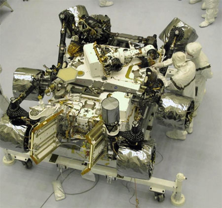 mars rover speed - photo #6