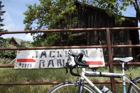 Jackson Ranch belongs to Santa Clara County Parks, since 2006.