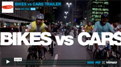 Bikes vs. Cars offers a compelling look at what cyclists are up against.