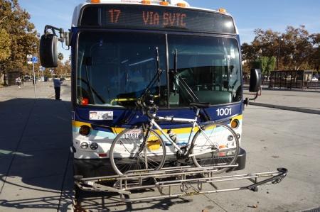 A good way to go to Santa Cruz. $5 one way from San Jose Diridon Station.