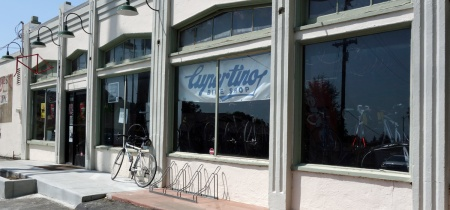 Cupertino Bike Shop has moved to Stevens Canyon Road.