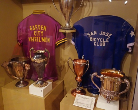 Trophy case for San Jose clubs going way back.