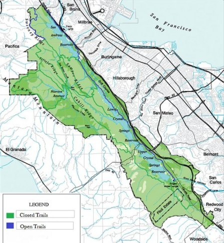San Francisco watershed. Imagine the possibilities.
