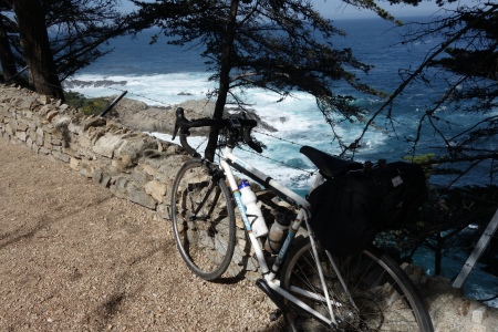 A Big Sur moment at Carmel Highlands.