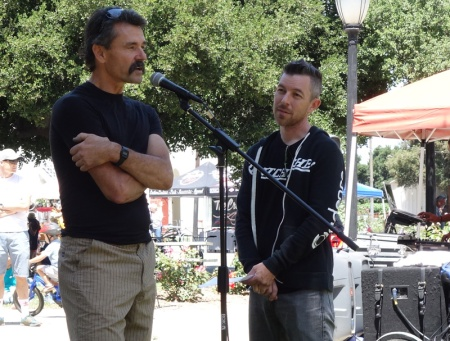 Tom Ritchey gives insights on Bay Area cycling and how it influenced his life.