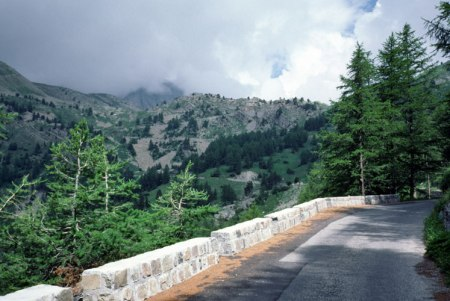 Cayolle Pass.