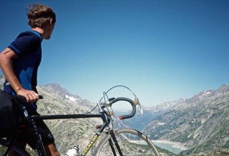 Grimsel Pass summit.