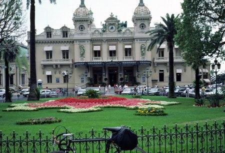 Monte Carlo casino in Nice.