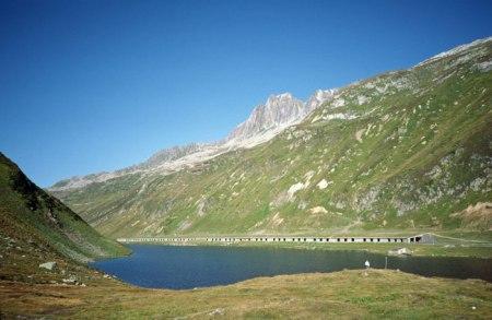 Oberalp Pass, Switzerland.