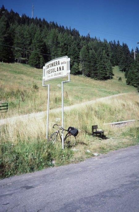 Presolana Pass.