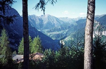 Presolana Pass summit.