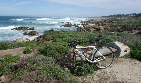 After a few rounds of golf at Spyglass, nothing beats a bike ride on 17-Mile Drive.