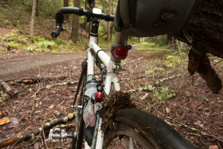 Here's why you want lots of brake clearance.