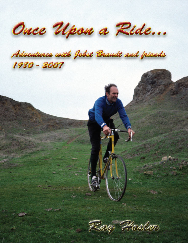 Once Upon a Ride... a compendium of Jobst Rides, available now.