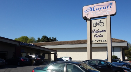 Calmar Cycles is closing shop to make way for an apartment complex/retail.